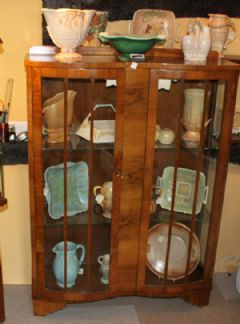 Photo for Art Deco Display Cabinet