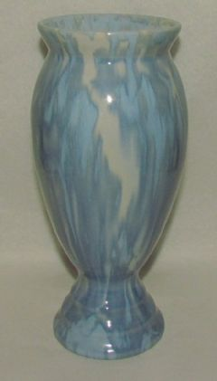 Photo for Candy Ware Large Art Deco Baluster Vase