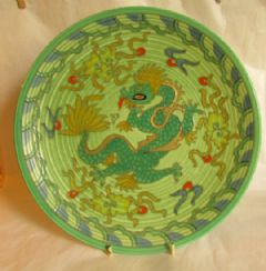 Photo for Charlotte Rhead Art Deco Charger