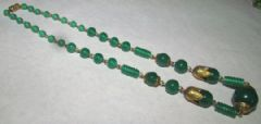 Photo for FAUX JADE NECKLACE