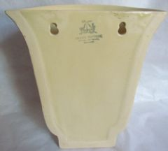 Photo 3 for Grays Pottery Art Deco Wall Vase