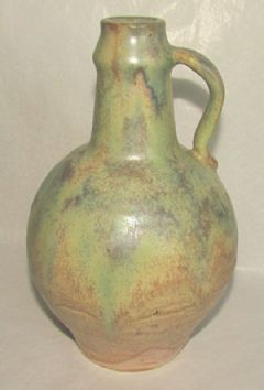 Photo 1 for Upchurch Art Pottery Flagon